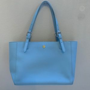 Tory Burch Bags - Tory Burch baby blue purse